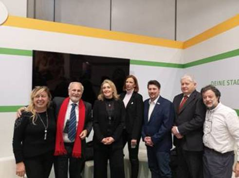 Presentazione Osservatorio al Fruit Logistica di Berlino 2019